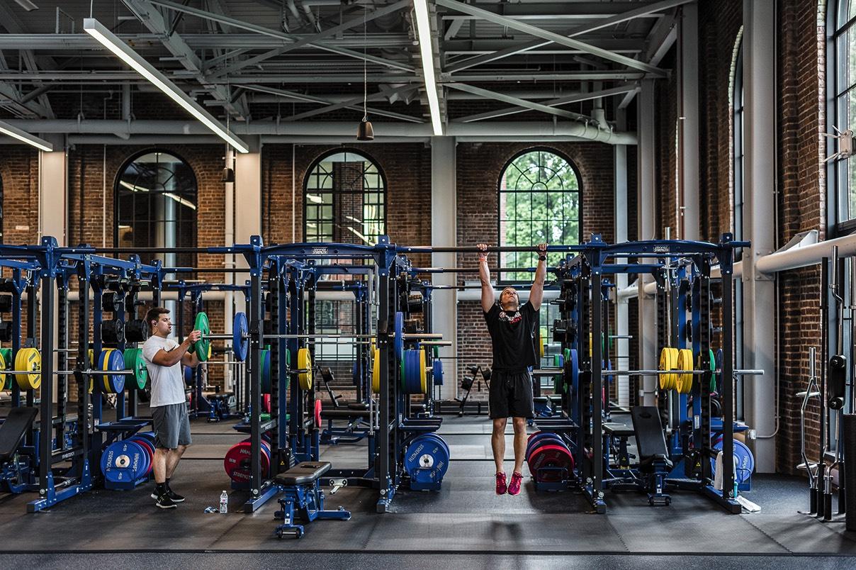 Alumni Gym